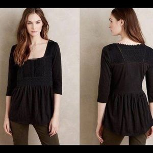 Meadow Rue Nosara Lace Top - Anthropologie
